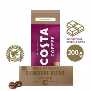 Kawa mielona Costa Signature Blend dark 200g