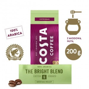 Kawa mielona Costa The Bright Blend 200g