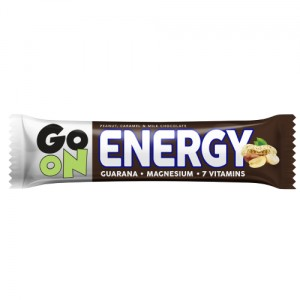 Baton Sante Go On Energy 50g orzech/karmel