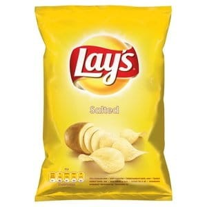 Chipsy Lay's salted 140g
