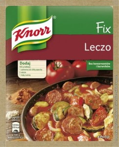 Fix Knorr leczo 35g Unilever