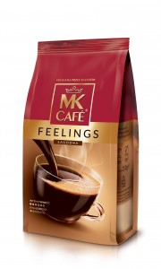Kawa mielona MK Feelings 250g Strauss