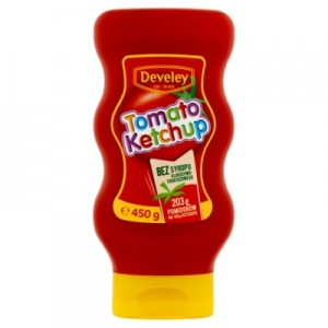 Ketchup Develey Mc Donald's 450g tuba