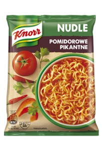 Zupa Knorr nudle pomidorowe pikantne 63g Unilever