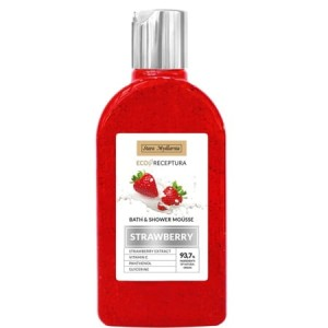 Stara Mydlarnia Strawberry żel-mus pod prysznic 300ml