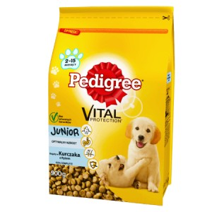 Pedigree suchy 500g Vital junior