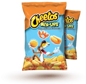 Chipsy Lay's Cheetos street food flavours 70g
