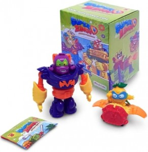 Super Zings Superbot Magicbox