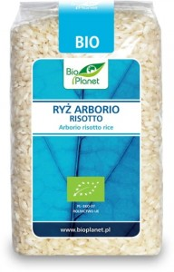 Ryż arborio do risotto eko Bio Planet 500g